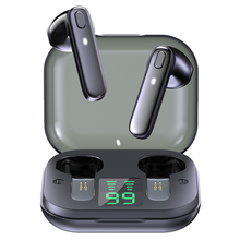 R20 TWS Earphone Bluetooth Wireless Headset Waterproof Deep Bass Earbuds True Wireless Stereo Headphone With Mic Sport Earphone cheap Tellunow In-Ear Balanced Armature CN(Origin) 125dB Monitor Headphone for Video Game For Mobile Phone HiFi Headphone L Bending