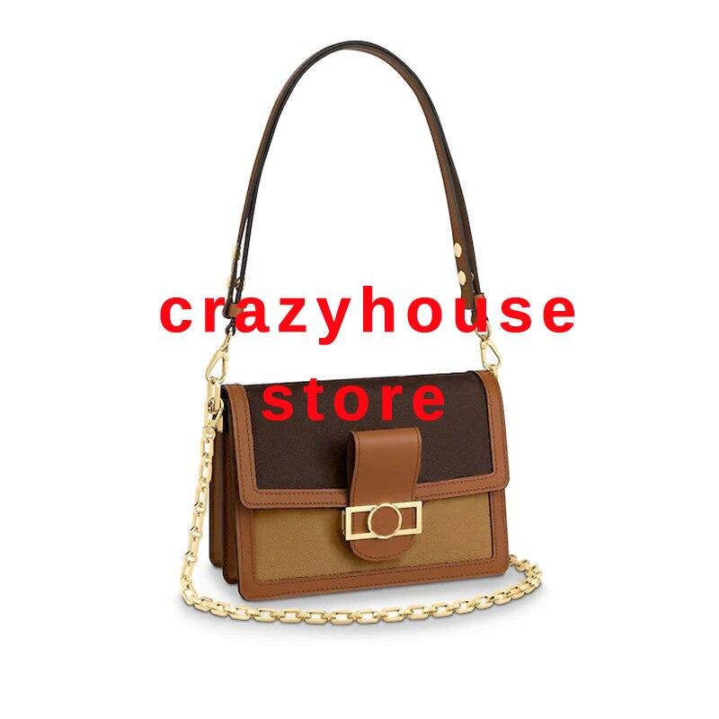 Woman Bags Clutch-Messenger-Bags Crossbody-Bags Luxury Original-Designers Shoulder Genuine-Leather