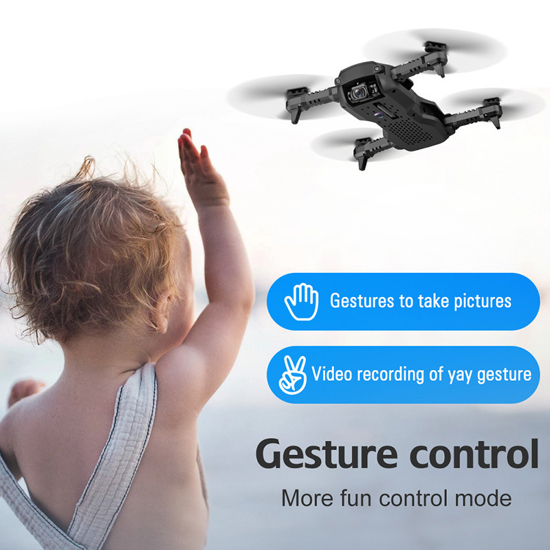 F62 Drone Gesture Recognition