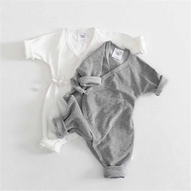 Pudcoco Säugling Ein Stück Kleidung Neugeborenen Kinder Baby Jungen Mädchen Infant 3D Flügel Langarm v-ausschnitt Body Overall Kleidung outfits