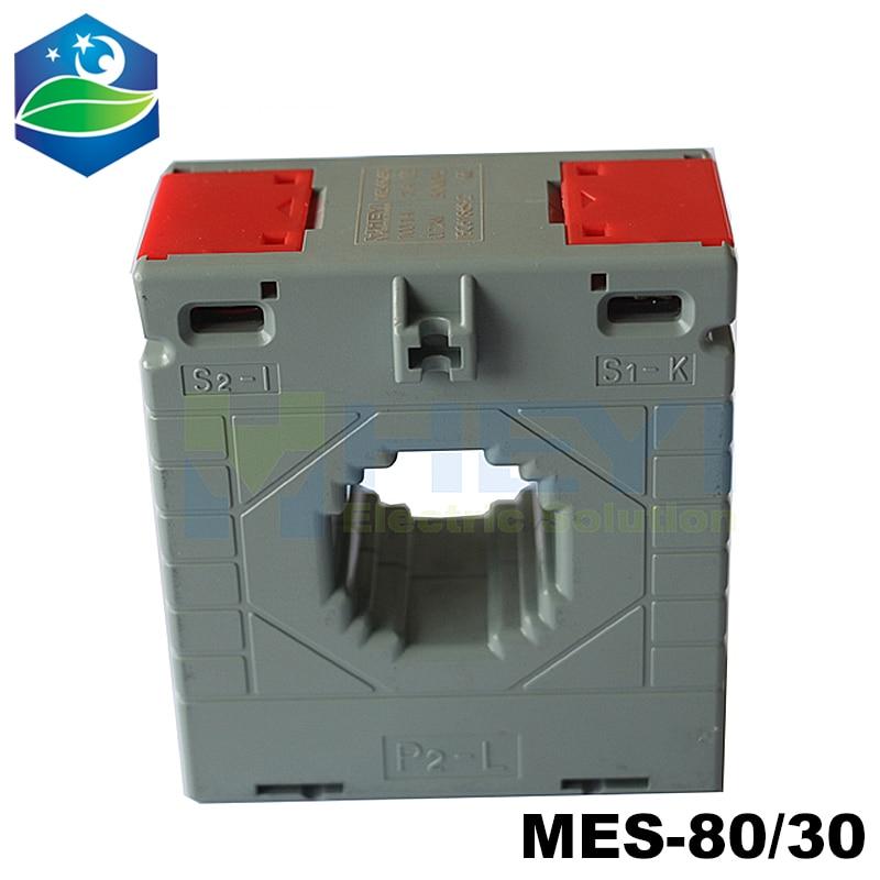 MES трансформатор тока 100/1A MES-80/30 шина CT