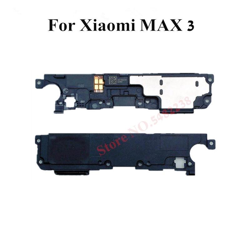 10 pcs/Lot Original Buzzer Loudspeaker Flex cable For Xiaomi max3 MI MAX 3 Loud Speaker Assembly Ringer module Replacement parts
