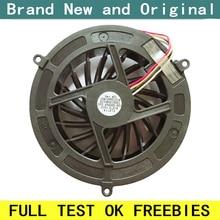 Novo refrigerador do radiador notebook para hp elitebook 8740 w 8675 w 8760 w 8770 w 596047 001 portátil cpu ventilador de refrigeração forcecon dfs601605mb0t
