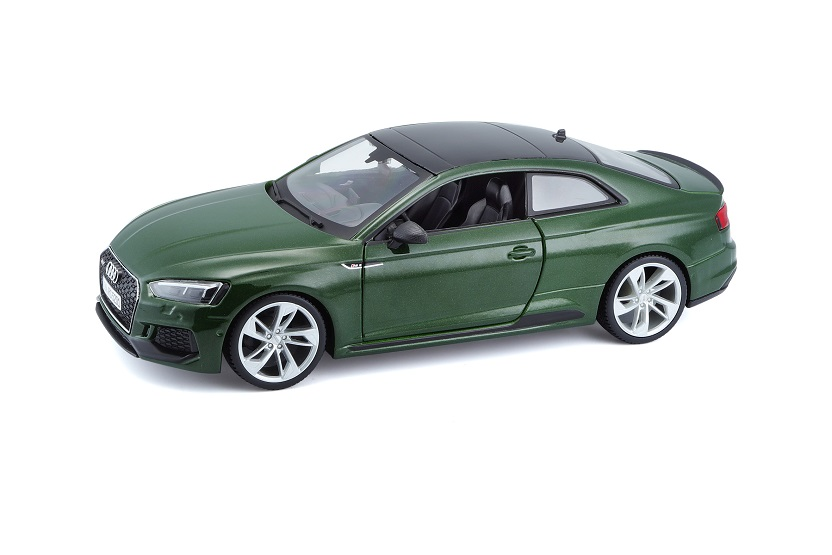 Bburago 1:24 2019 Audi RS5 RS 5 Coupe Diecast Model Sports Racing Car NEW IN BOX