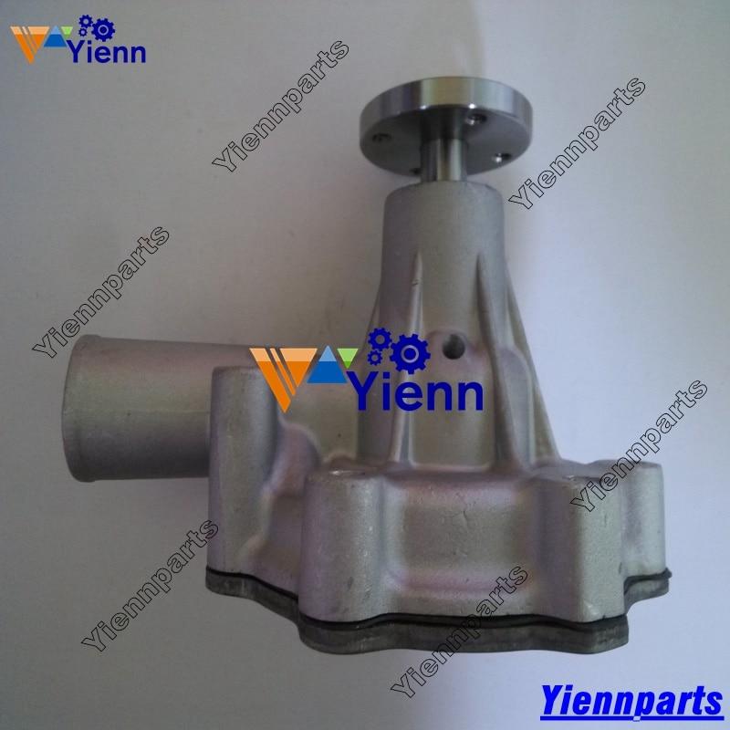 Water Pump MM407405 for Mitsubishi K4F K4C K4E Volvo Iseki Cash IH Tractor