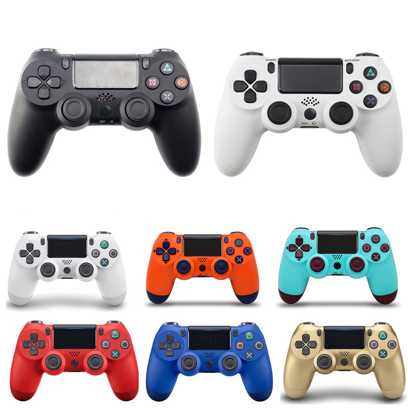 Wireless Bluetooth gamepad For PS4 Controller dual Vibration gamepad For Dualshock 4 Joystick For Playstation 4 Joystick For PS3