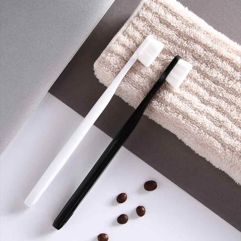 1 個ソフト毛ナノ歯ブラシソフト歯ブラシ超微細経口クリーニングブラッシング Scova アルデンテソフト毛クリーニング歯ブラシ