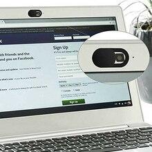 3 шт. 6 шт. защитный чехол для веб-камеры прочный ультра тонкий защита конфиденциальности твердый АБС мобильный безопасности Универсальный против царапин