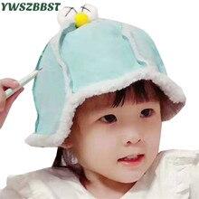 New Children Baby Hats Lovely Hat Fashion Autumn Winter Warm Caps Boy Girl Cap Kids