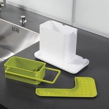 Многофункциональный фильтр корзина кухонный Органайзер хранилище