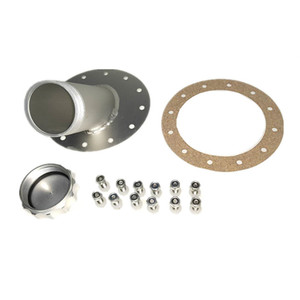 Image 5 - SPSLD Automobile Parts Modified to 14cm Aluminum 45 Degree Inclined Explosion proof Tank Cover General Fuel Cap