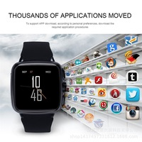 Smart Watches Watch IP67 Waterproof 15 Days Long Standby Heart Rate Blood Pressure Smartwatch Support IOS Android Saat