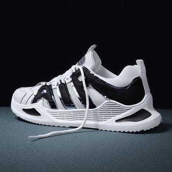Men's Casual Shoes summer Men Sneaker High  White shoes men Comfortable Casual Shoes Mesh Sneakers Breathable  Walking Shoes sneakers men shoes new summer men vulcanize shoes mesh platform shoes men breathable sneakers comfortable walking shoes aa 329