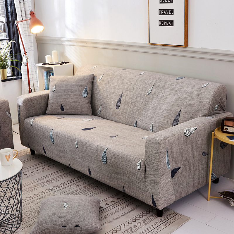 Slipcovers Sofa cover all inclusive slip resistant sectional elastic full Couch Cover sofa Towel Single Two Three Four seater in Sofa Cover from Home Garden