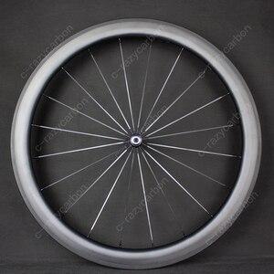 Image 1 - 2020 רכיבה על אופניים כביש פחמן אופניים גלגלים עם Bitex R13 רכזות עם קרמיקה מסבי אופניים גלגלי נימוק מכריע קידום
