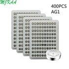400PCS AG1 1.55V 364...
