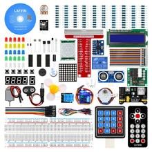 LAFVIN Super Starter Kit สำหรับ Raspberry Pi, รุ่น 3B + 3B 3A + 2B 1B + 1A + ZERO W + ชุด DIY