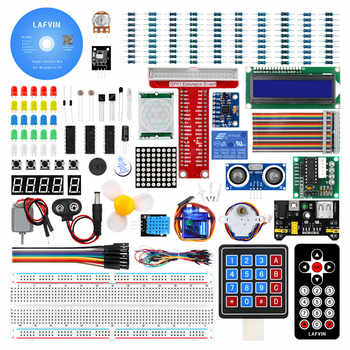 LAFVIN Super Starter Kit for Raspberry Pi, Model 3B+ 3B 3A+ 2B 1B+ 1A+ Zero W+ Diy Kit - DISCOUNT ITEM  38 OFF Computer & Office