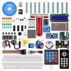 Стартовый набор LAFVIN для Raspberry Pi, модель 4 3B + 3B 3A + 2B 1B + 1A + Zero W + набор «сделай сам»