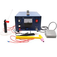 50A Jewelry Spot Welding Machine Pedal Spot Stick Welder Electric Soldering Accessories Tools for Jewelry Gold Silver Plat