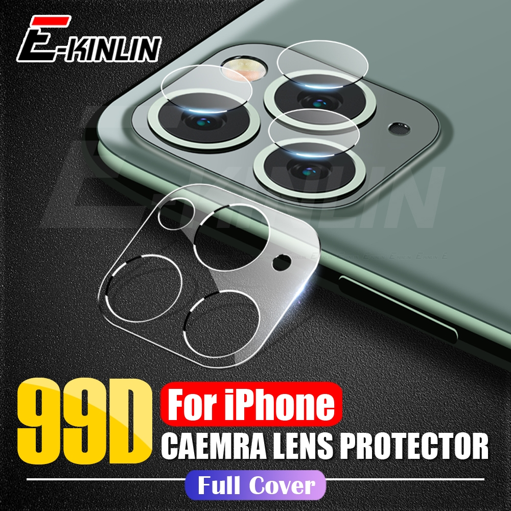 For IPhone 11 Pro XS Max X XR 8 7 6S 6 Plus Back Camera Lens Screen Protector For IPhone 11 Pro Max Protective Film