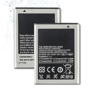 EB494358VU Battery For Samsung Galaxy Ace S5830 S5660 S7250D S5670 i569 I579 GT-S6102 S6818 GT-S5839i 1350mAh with Track Code