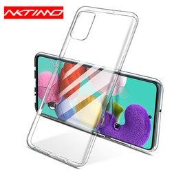 На Алиэкспресс купить чехол для смартфона clear soft rubber case for samsung galaxy m11 m31 a01 a21 a31 a51 a71 a10 a10s a20s a30s a50 a20e a30 s20 plus s20 ultra cover