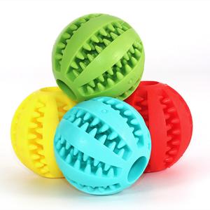 Игрушки для собак, игрушки для домашних животных, Забавный интерактивный эластичный мяч для собак, шарик из натурального каучука с протечкой, мяч для чистки зубов, мяч для закусок, игрушки для собак|Игрушки для собак|   | АлиЭкспресс