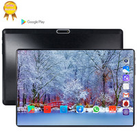 2020 Multi touch Glass Screen Octa Core 3G FDD LTE Tablet 6GB RAM 128GB ROM Dual Cameras Android 9.0 tablet 10 inch Pocket PC