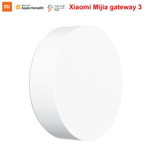 Image 2 - Newest Xiaomi Mijia Gateway 3 ZigBee Multimode Smart Home WIFI Bluetooth Hub Work With Mijia APP Apple Homekit Intelligent Hub