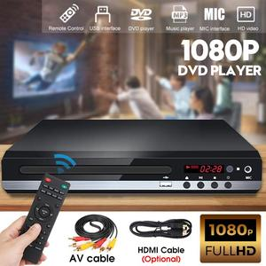 1080P Full HD USB Portable Mul