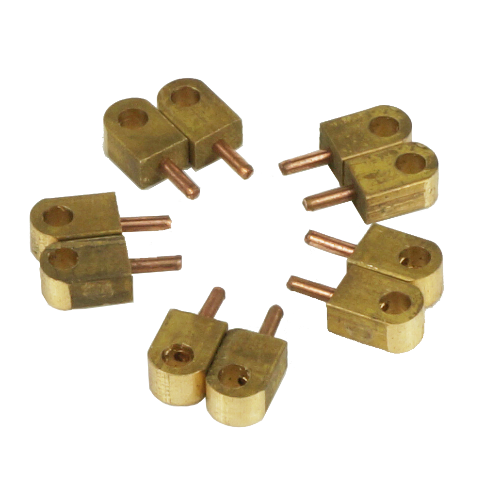 10pcs High Quality Alumina Copper Welding Fixed Copper Needles Welding Pin Fittings Suitable For SUNKKO HB-71A Spot Welding Pen