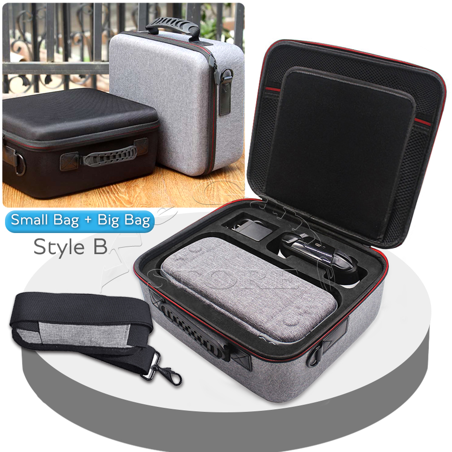 2020 Deluxe Nintend Switch Big Capacity Case Nintendoswitch Console Handbags NS EVA Bag for Nitendo Nintendo Switch Accessories