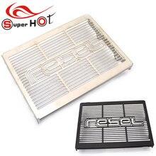 Para honda rebel cmx 300 500 cmx300 cmx500 rebel500 rebel300 acessórios radiador cooler grille guarda capa quadro protetor