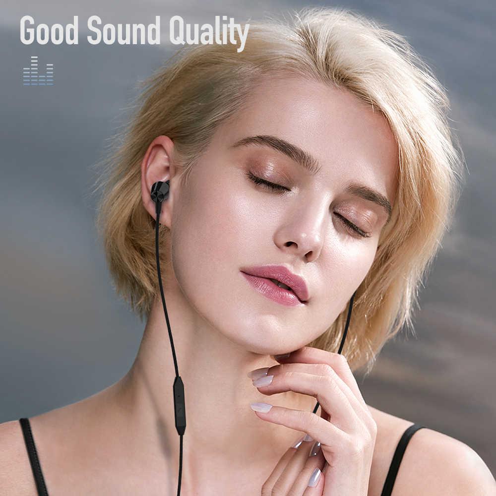 Jellico X4A Bass Âm Thanh Tai Nghe In-Ear Thể Thao Tai Nghe Nhét Tai Có Mic Cho iPhone Samsung Tai Nghe Xiaomi Fone De Ouvido Auriculares MP3