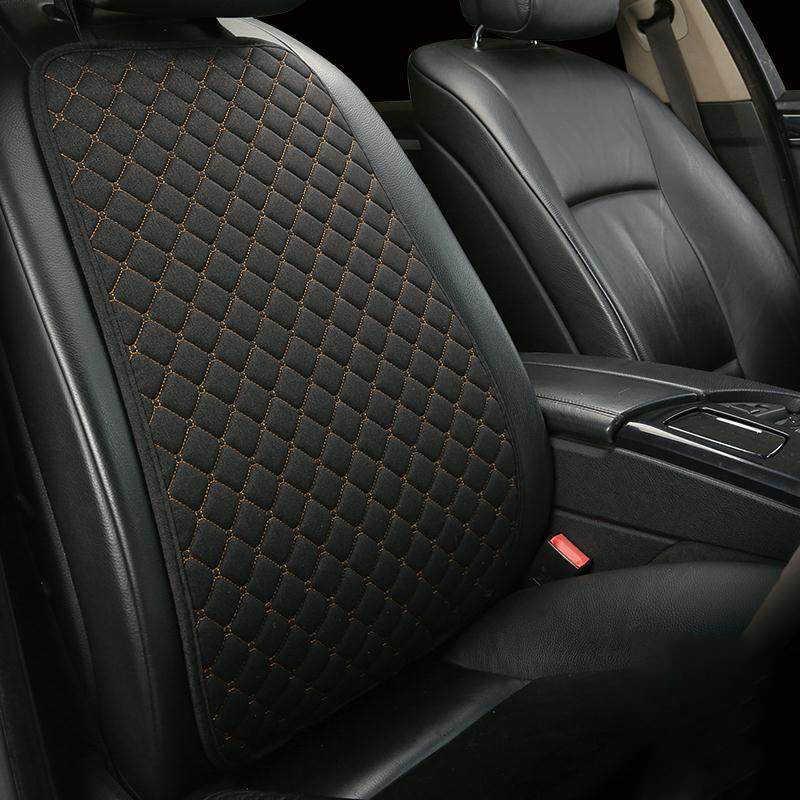 ZRCGL 1 piezas de lino cubiertas de asiento de coche todos los modelos para Skoda fabia octavia rápida excelente kodiaq yeti estilo de coche auto accesorios