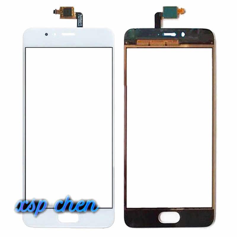 شاشة تعمل باللمس ل Meizu M5s لمس 5.2 ''شاشة الكريستال السائل M5 S الزجاج محول الأرقام