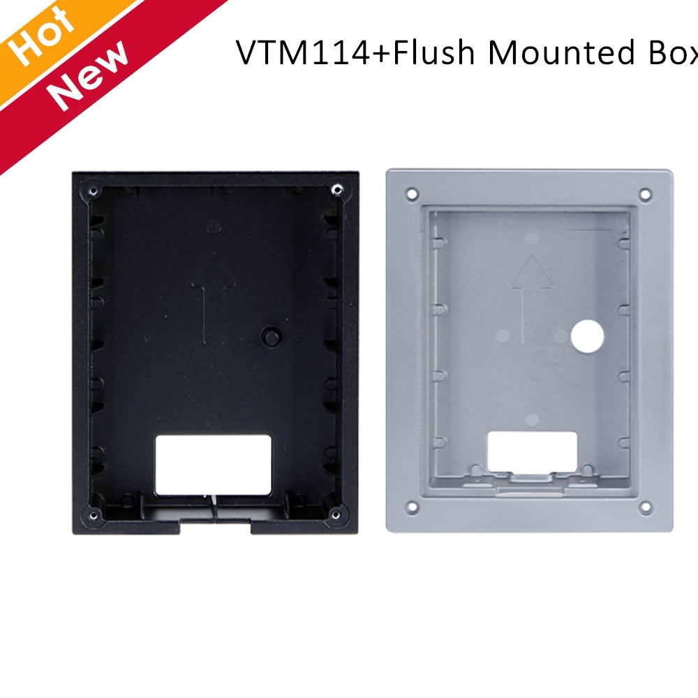 Dahua VTM114+Flush Mounted Box Intercom Accessory