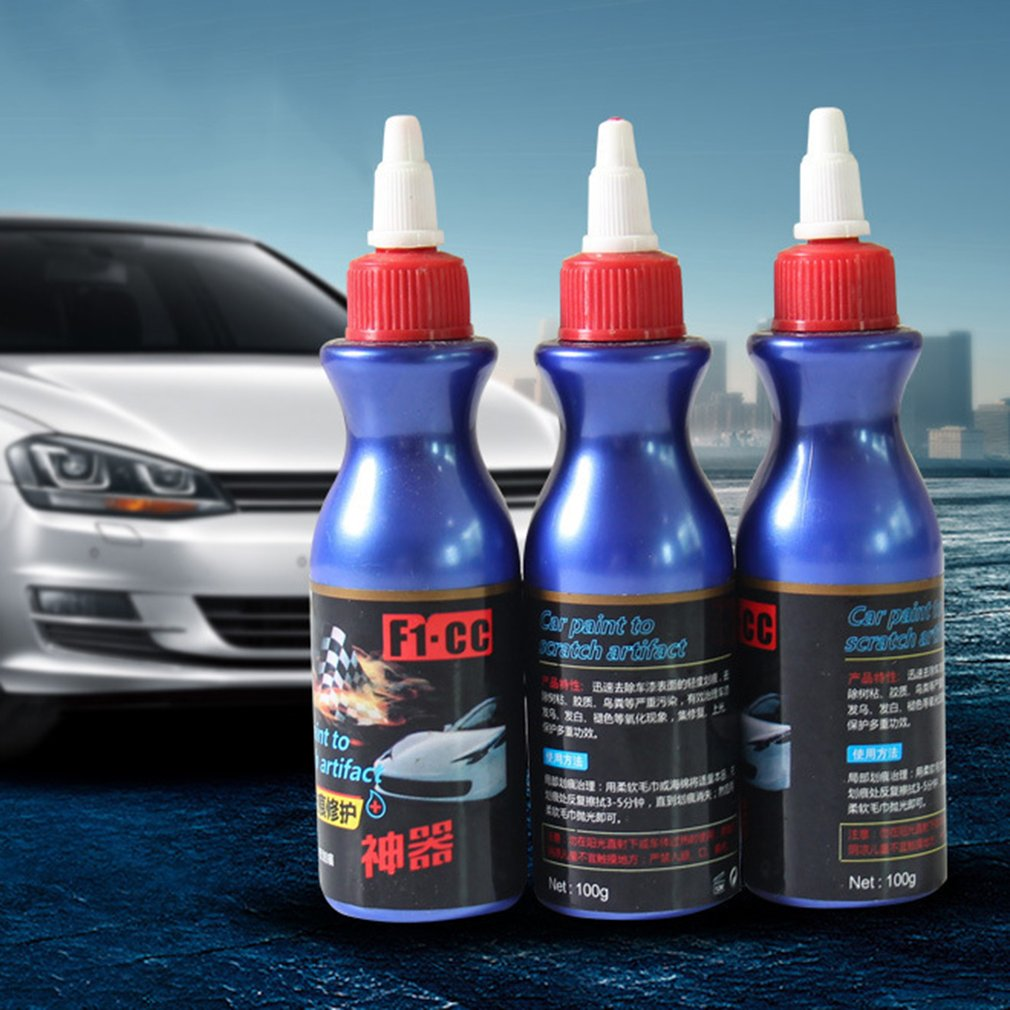 Car Paint Scratch Removal Professional Repair Liquid Waxing Universal Auto Car Paint Dent Care Pen Polishing Repair Agents