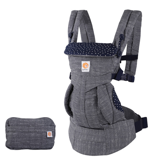 omni aby Carrier Breathable Front Facing Infant Baby Sling Backpack Pouch Wrap Baby Kangaroo For Baby 0-36 Months