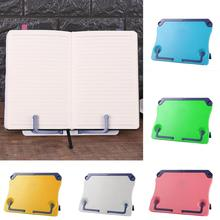 ABS desktop books stand book holder tray help correct reading posture adjustable reading stand