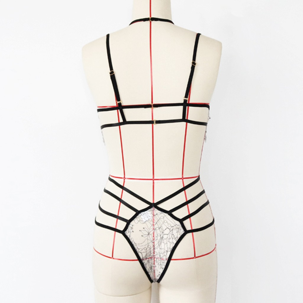 2019 модный весенний женский сексуальный комплект с бюстгальтером, кружевной комплект нижнего белья с 3D вышивкой, бюстгальтер с лямкой через ... 22
