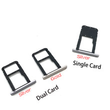 SIM Card Slot SD Card Tray Holder Adapter For Huawei MediaPad T3 10 AGS-L09 AGS-W09 AGS-L03 T3 9.6 LTE(China)