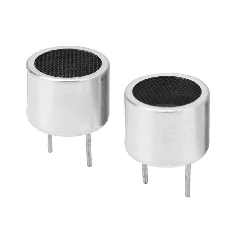 2pcs/1set TCT40-16R/T 16mm Ultrasonic Wave Sensor Transmitter Receiver Kit 40KHz Work Frequency