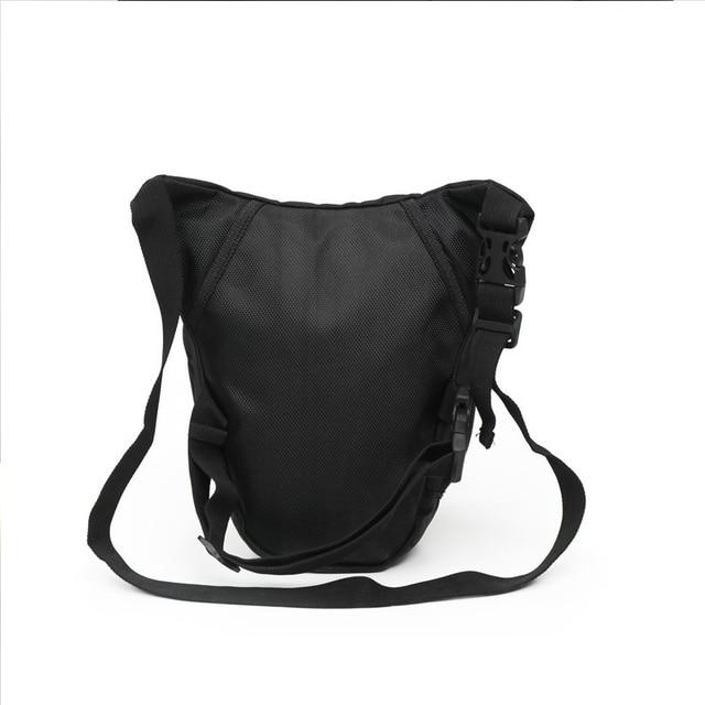 Bolsa de cintura camuflada feminina, bolsa casual multifuncional para viagem, cinto para equitação militar, dinheiro, celular 4