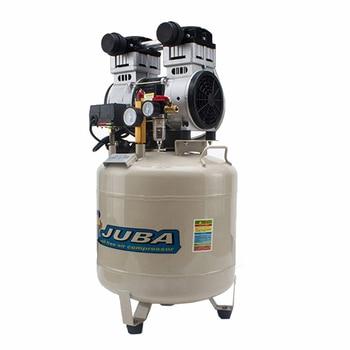Woodworking Tools 50L Air Compressor Oil-free Mute Dental Spray Paint Compressor High Pressure Air Pump Industrial Grade 1600W