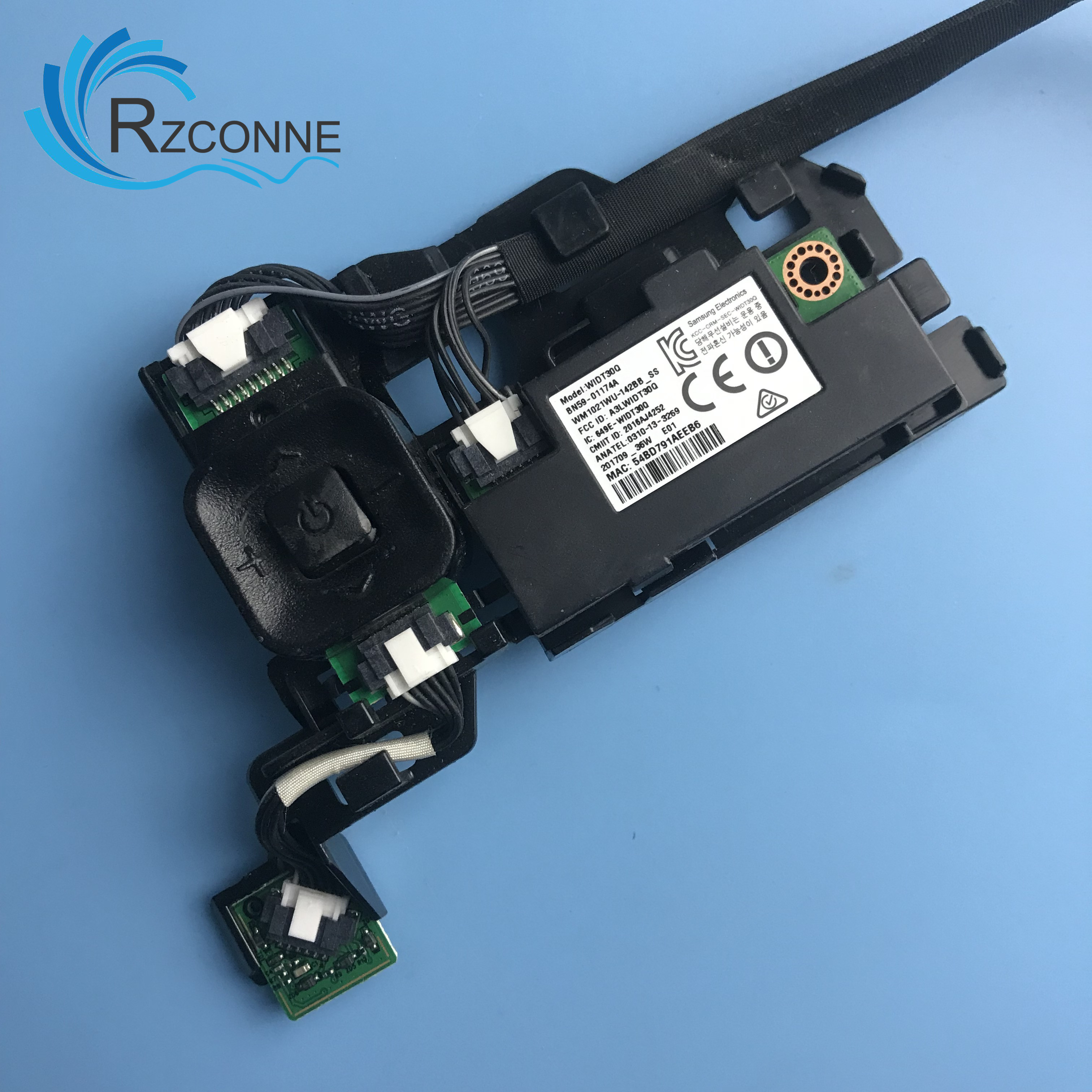 Power Button Board Switch Supply + Receiver For Samsung BN41-02149A UH5500_IR UA48HU5903J UA55HU5900 BN59-01174A