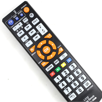 Universal Smart Remote Control Controller IR Remote Control With Learning Function for TV CBL DVD SAT For L336 1