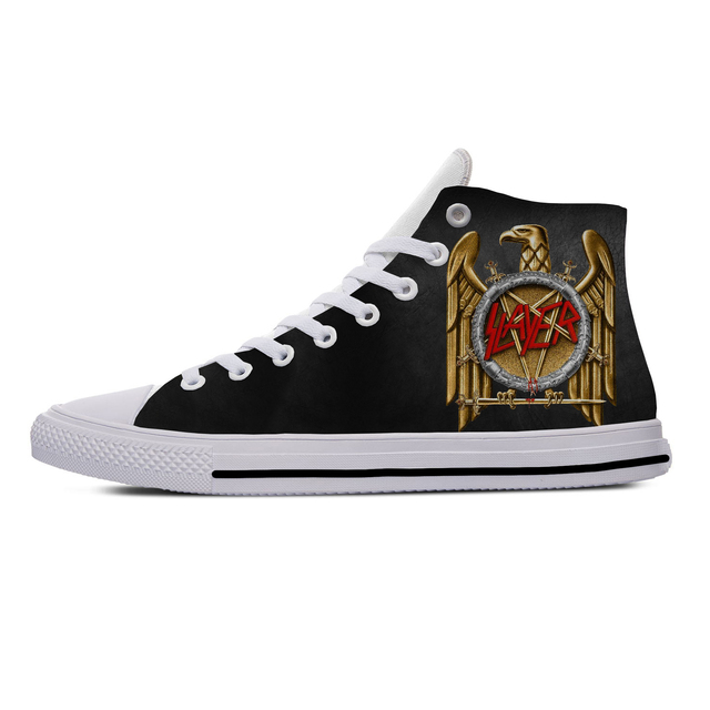 SLAYER HIGH TOP SHOES (10 VARIAN)