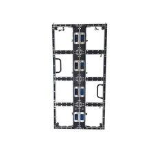 500x1000mm P3.91 i P4.81die obudowa z aluminium pusta szafka, 250x250mm moduł, kryty wyświetlacz led na zewnątrz, ściana wideo led panel